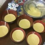レインボーケーキ作り3