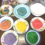 レインボーケーキ作り6