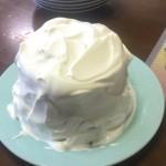 レインボーケーキ作り8